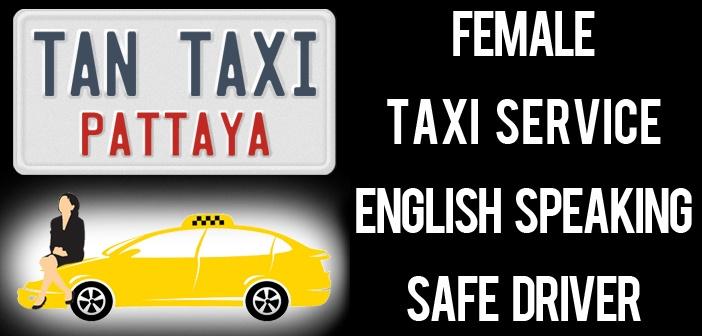 Tans taxi Pattaya