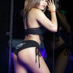 Pattaya gogo dancer