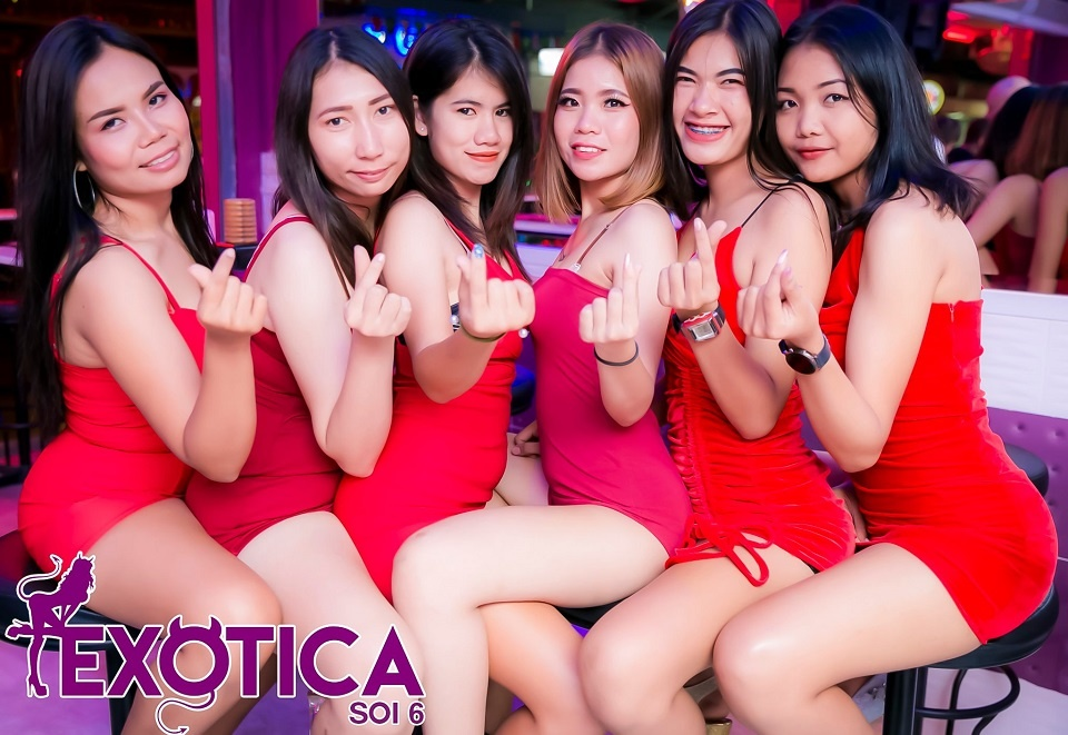 Exotica on Soi 6