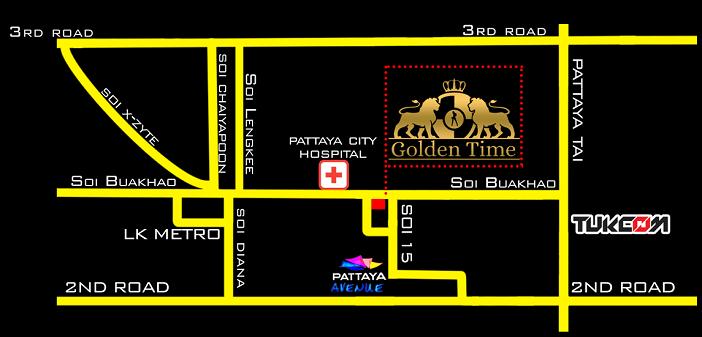 Golden Time Pattaya