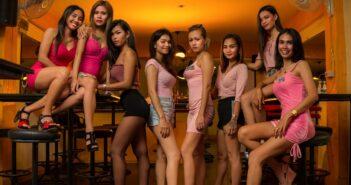 Orange bar Pattaya