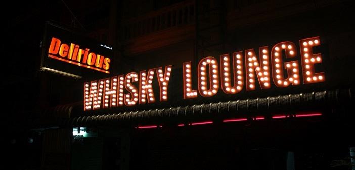 Delirious bar Pattaya
