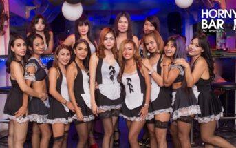 Horny bar Pattaya Soi 6
