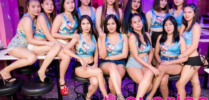 Avarice bar Pattaya
